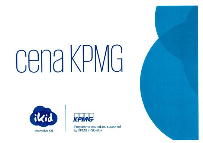 iKid Cena KPMG